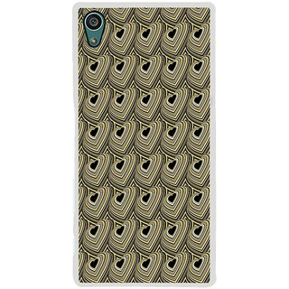 ifasho Modern Art Design Pattern with Lot Of small heart Back Case Cover for Sony Xperia Z5