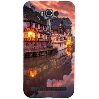 ifasho Venice City Back Case Cover for Asus Zenfone 2 Laser ZE601KL