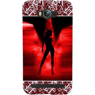 ifasho Girl dancing Back Case Cover for Asus Zenfone Max