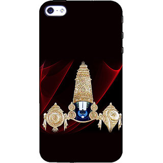 ifasho Lord Balaji Back Case Cover for Apple iPhone 5
