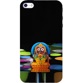 ifasho Jagannath Back Case Cover for Apple iPhone 5