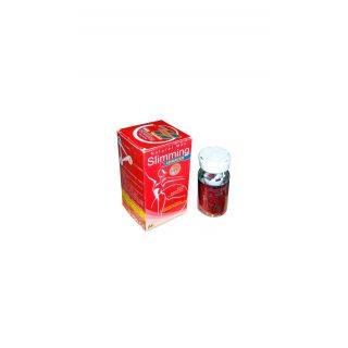 Red Natural Max Herbal Advanced Slimming Capsules For Loss AMZ0085