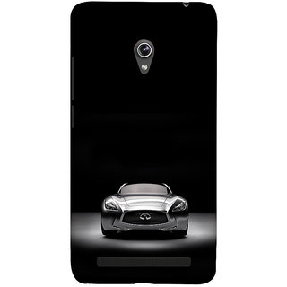 ifasho Stylish Car Back Case Cover for Asus Zenfone 6