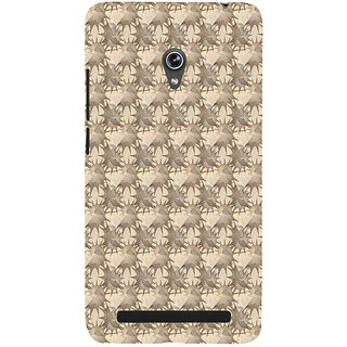 ifasho Modern Art Design animated cloth Pattern of star Back Case Cover for Asus Zenfone 6