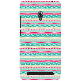 ifasho Animated Pattern colrful 3Dibal design Back Case Cover for Asus Zenfone 6