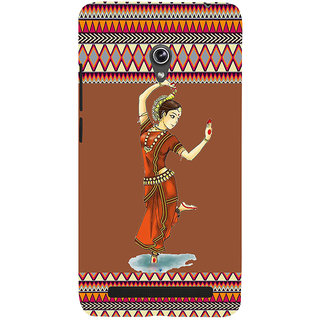ifasho Odishi dance Back Case Cover for Asus Zenfone 6