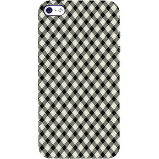 ifasho Animated Pattern of Chevron Arrows royal style Back Case Cover for Apple iPhone 5