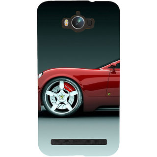 ifasho Stylish long Car Back Case Cover for Asus Zenfone Max