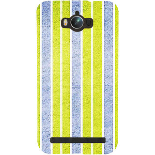 ifasho Design lines pattern Back Case Cover for Asus Zenfone Max