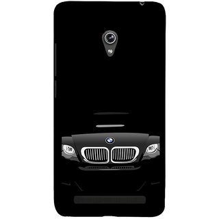 ifasho Stylish long Car Back Case Cover for Asus Zenfone 6