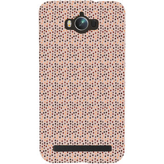 ifasho Animated Pattern colourful littel stars Back Case Cover for Asus Zenfone Max