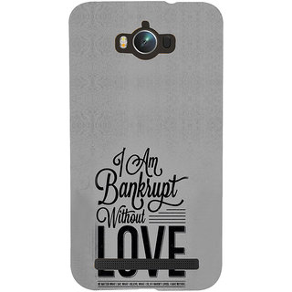 ifasho Love Quotes Back Case Cover for Asus Zenfone Max