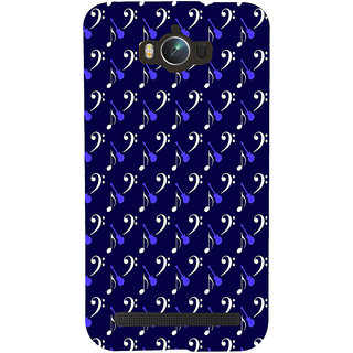 ifasho Animated  Guitar Back Case Cover for Asus Zenfone Max