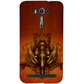 ifasho Modern Art Ganesh Back Case Cover for Asus Zenfone 2 Laser ZE601KL