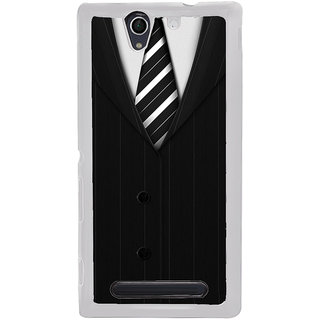 ifasho Gentle man  Back Case Cover for Sony Xperia C4
