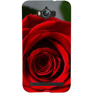 ifasho Red Rose Back Case Cover for Asus Zenfone Max