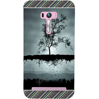 ifasho 3Dee on air animated beautiful Back Case Cover for Asus Zenfone Selfie