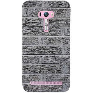 ifasho Brikcs Modern Design Back Case Cover for Asus Zenfone Selfie