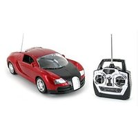 Bugatti Rc Car With Full Function Remote