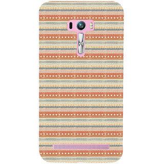 ifasho Animated Pattern colrful 3Dibal design Back Case Cover for Asus Zenfone Selfie