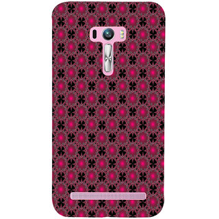ifasho Animated Pattern design many small flowers  Back Case Cover for Asus Zenfone Selfie