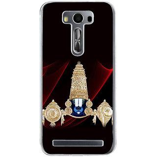 ifasho Lord Balaji Back Case Cover for Zenfone 2 Laser ZE500KL