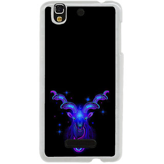 ifasho zodiac sign aries Back Case Cover for Yureka