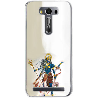 ifasho goddess  maa Kali Ugra tara Back Case Cover for Zenfone 2 Laser ZE500KL