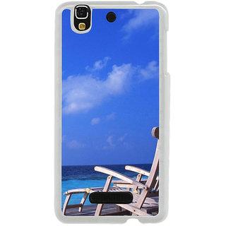 ifasho Beach  Back Case Cover for Yureka