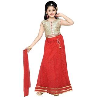 Aarika Girls Party Wear Lehenga Choli Set