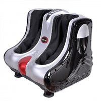 Robotouch Reflexo Foot  Calf Massager With Heat  Sole Rollers