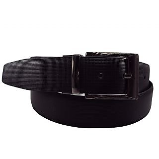 National Leathers Black Brown Reversible Belt For Men's