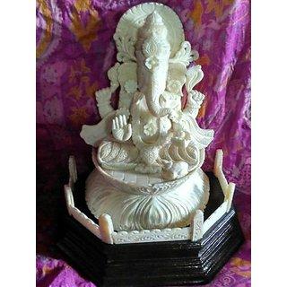 Bone Ganesh Jee Statue
