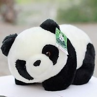 Panda Soft/Plush Toy 27 cm lengt