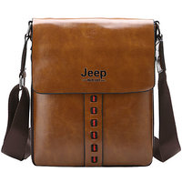 JEEP BULUO  STYLISH TRENDY SLING MESSENGER  BAG FOR DAILY USE.