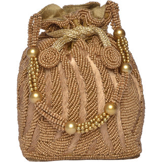 TBH Women's Potli (Gold)