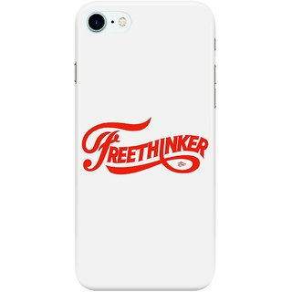 Dreambolic FreeThinker-Vintage-by-Tai's-Tees Back Cover for Apple iPhone 7