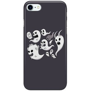 Dreambolic Ghost-Parade Back Cover for Apple iPhone 7
