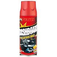 Wax Polish Spray for Dashboard  Leather