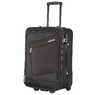 Tourister ELEGANCE PLUS Cabin Luggage  (BLACK)