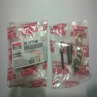ORIGINAL YAMAHA CLUTCH WORM KIT FOR RX100/135/RXZ SET OF 2