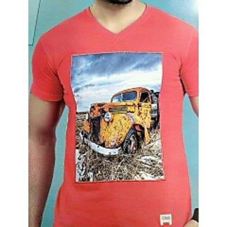 Round nack man's t-shirts