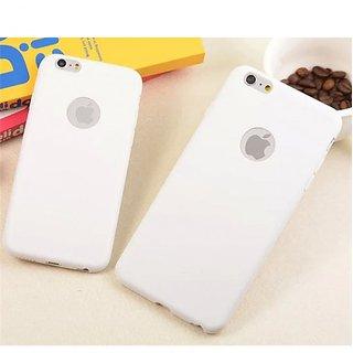 VSDEALS Apple iPhone 6 (4.7) Silicone Case Rubber Soft Skin Cover white color
