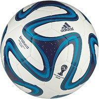 Shopperchoice Shoppers Brazuca Blue Football (Size - 5)