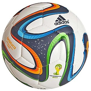 Shoppers Brazuca Football (Size-5)