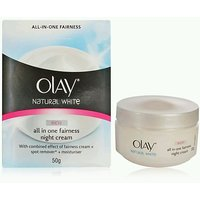 Olay Natural White All In One White Fairness DAY Cream 50 G