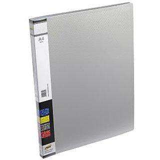 File - 20 Pockets A/4 (Set Of 2 Grey)