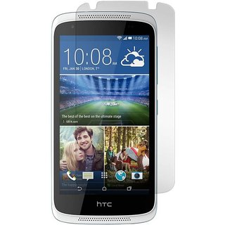 Flirky Tempered Glass Guard for HTC Desire 526