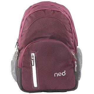 Neo Cosmos Purple Backpack (28 Liters)