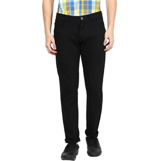 Men's Fashion Salim Fit Black Jeans